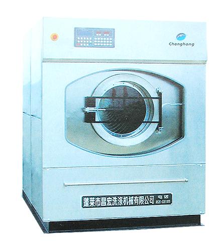 蓬莱市昌宏洗涤机械有限公司; 全自动洗衣机电路图-6;